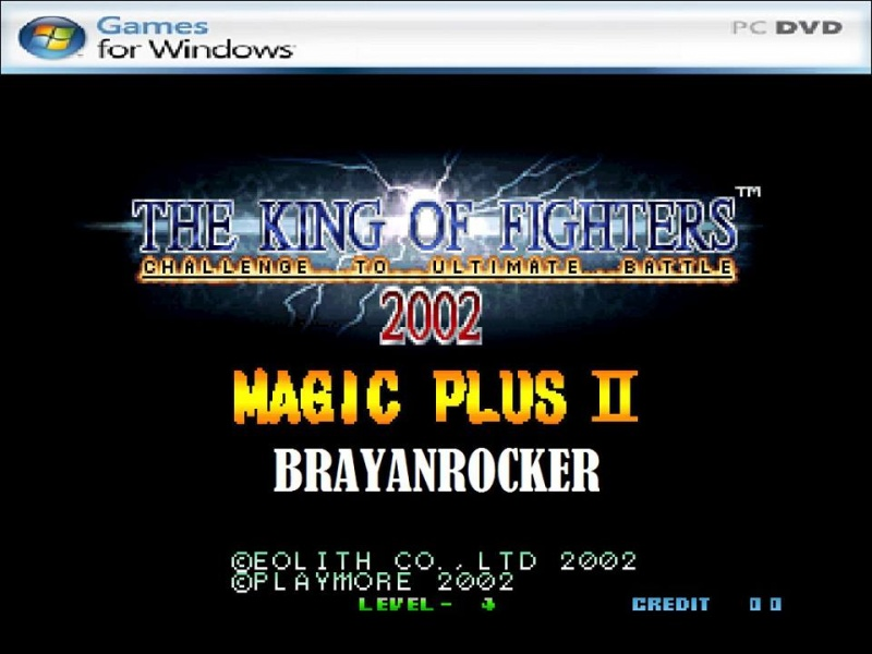 the king of fighter 2002 plus portable