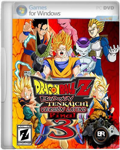 Dragon Ball Z Tencaichi 3